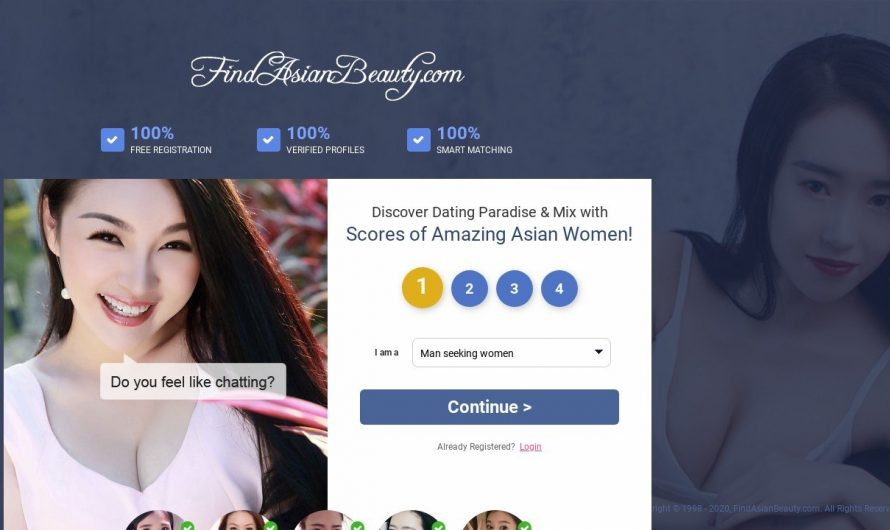 Find Asian Beauty Dating Service