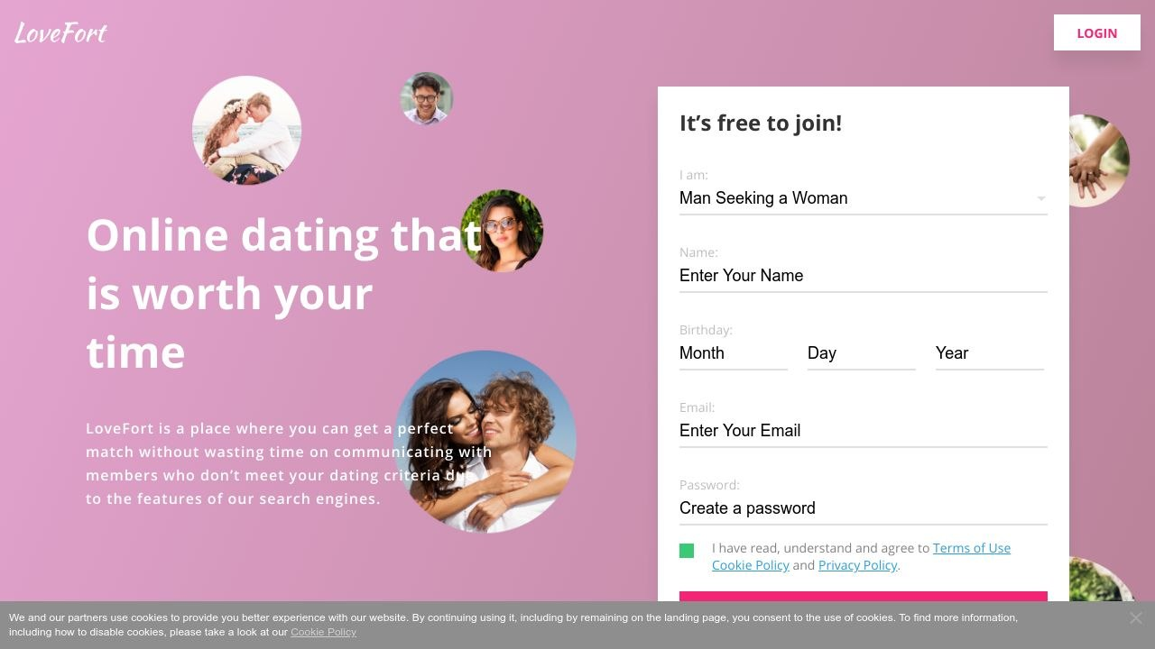 LoveFort Dating Service Post Thumbnail